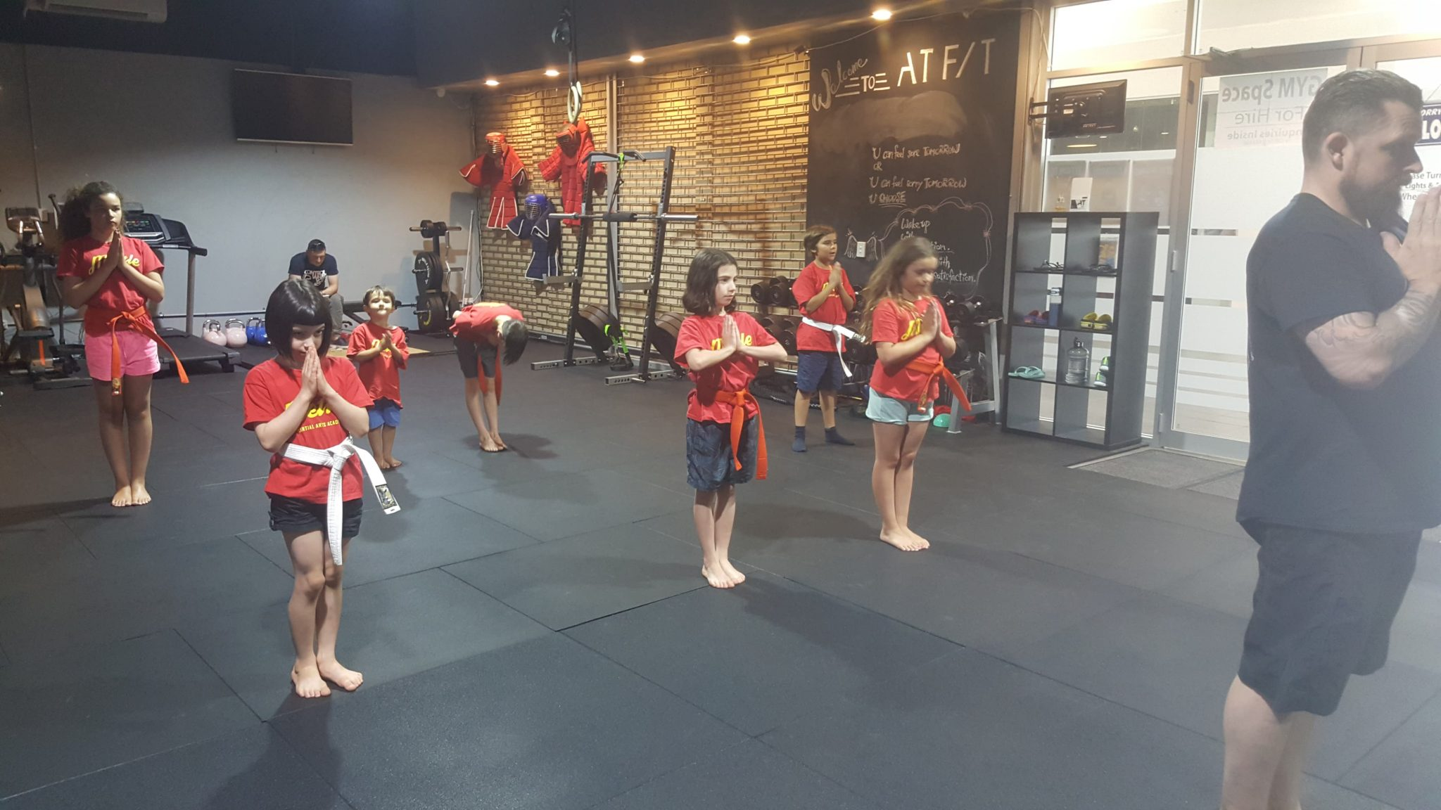 Kids, Children, martial arts, karate, tae kwon do, kali, jkd, fma